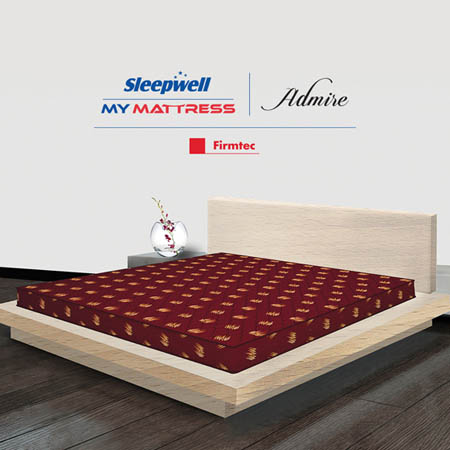 Sleepwell Double Bed Mattress Price admire