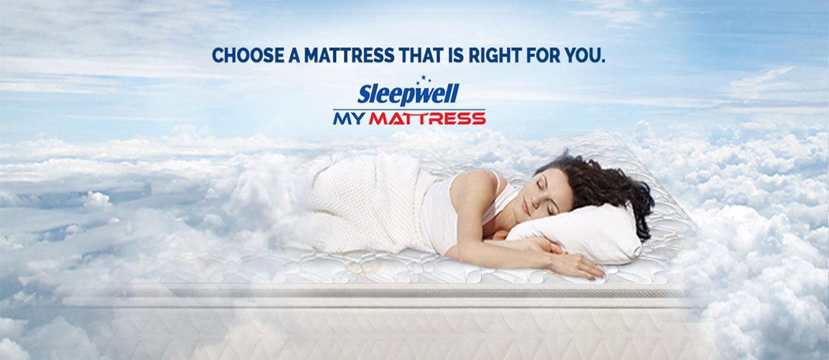 Sleepwell Kwality Mattresses Sleepwell Mattresses In